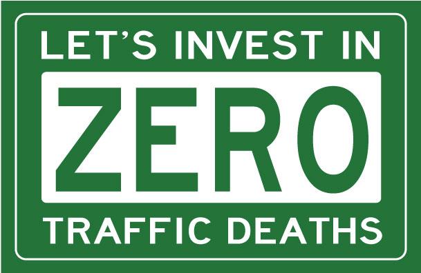 Vision Zero Canada banner